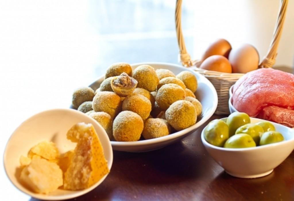 Migliori, Ascoli Piceno - olive ascolane