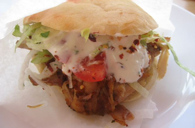 Kebab – Roma