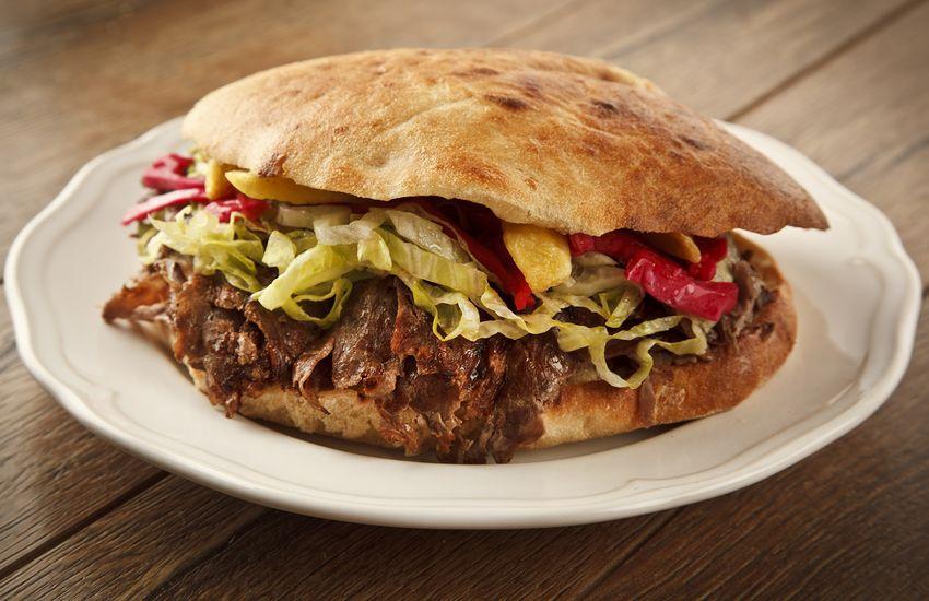 Planet Kebab, Roma - kebab