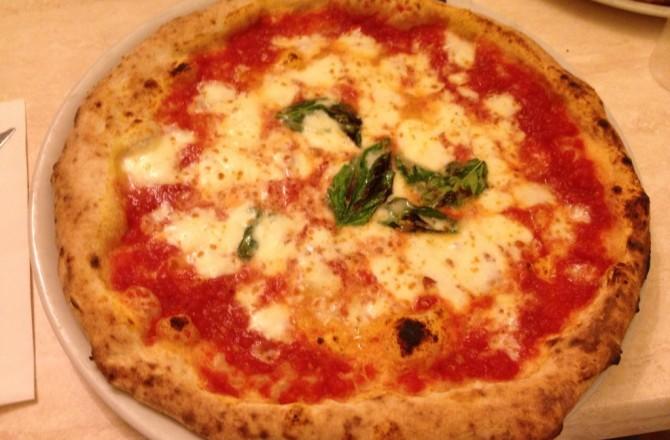 Il pizzaiolo del Presidente – Napoli