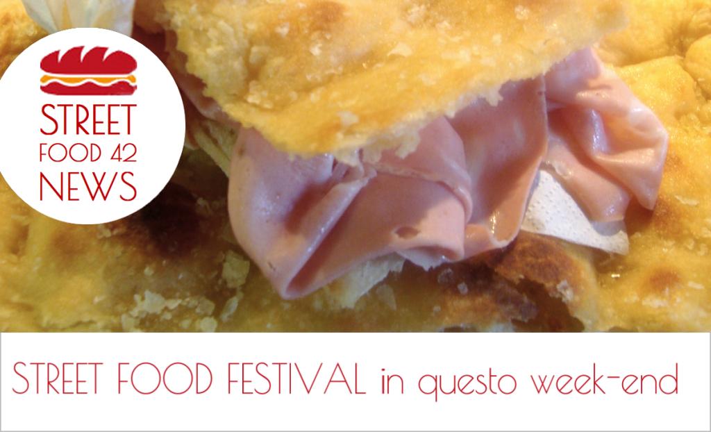 Street food festival Cibo di Strada in questo week-end