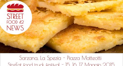 Street food Sarzana – La Spezia, Piazza Matteotti 15-17 Mag 2015