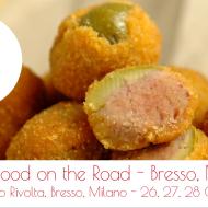 Street Food on the Road a Bresso, Milano – 27 e 28 giu 2015