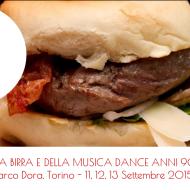 Street Food Torino: Festa della Birra 11, 12, 13 Set 2015