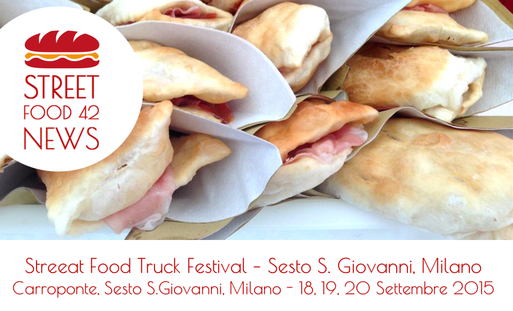 Street food - StreEat food truck festival , Carroponte - gnocco fritto - 18 19 20 settembre 2015
