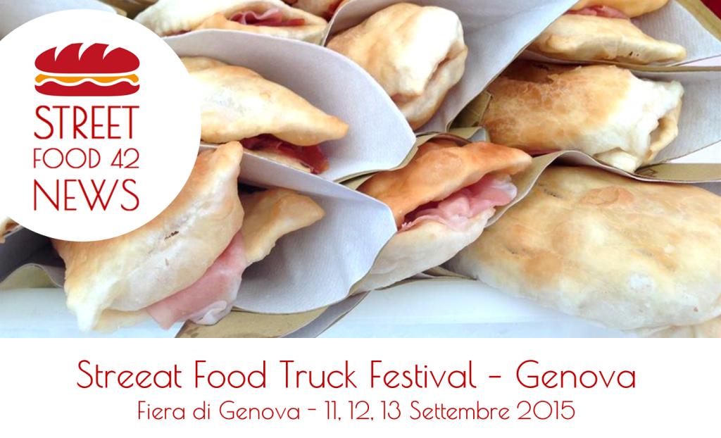 Street food - Streat food truck festival - Genova - gnocco fritto - 11-12-13 settembre 2015
