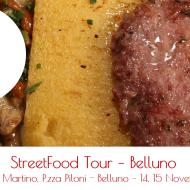 Street food a Belluno: Streetfood village – 14-15 Nov 2015