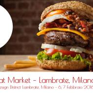 Eat Market, Street Food a Lambrate, Milano – 6, 7 Feb 2016