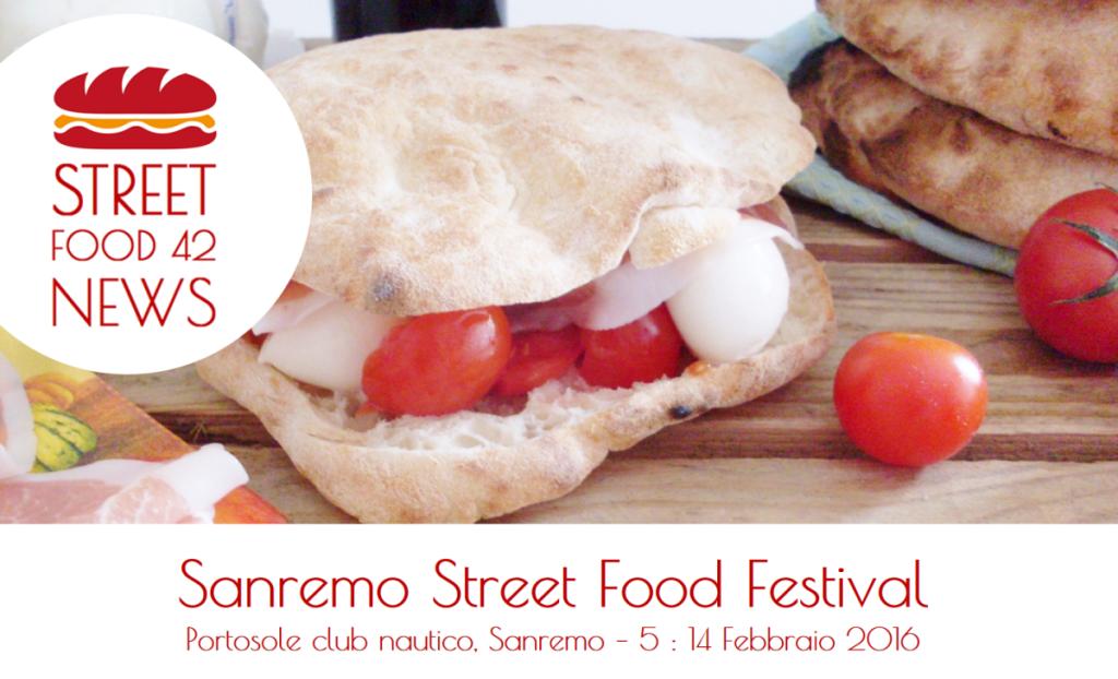 Sanremo Street food festival - 5-14 Febbraio 2016