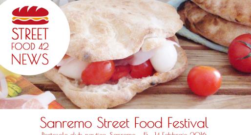 Sanremo Street Food Festival, 5 – 14 Febbraio 2016