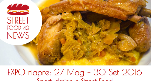EXPO riapre a Milano, 27 Mag – 30 Set: sport, design, Street Food