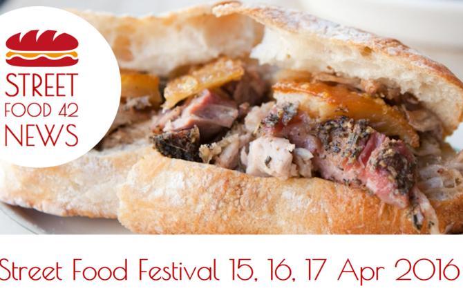 Tutti i street food festival del weekend 15, 16, 17 Apr 2016
