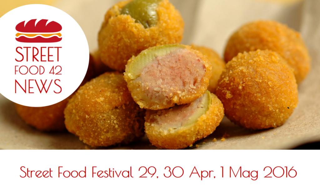 Street Food festival - eventi cibo di strada - 29 30 apr, 1 mag 2016