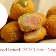 I Festival Street Food del 29, 30 Aprile e 1 Maggio 2016