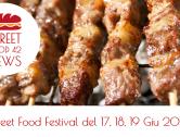 Festival Street Food del 17, 18, 19 giugno 2016