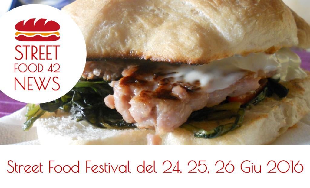 Street food festival Milano - Vercelli - 24, 25, 26 giugno 2016