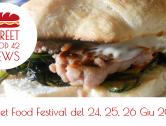 Festival Street Food del 24, 25, 26 giugno 2016