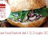 Festival Street Food del 1, 2, 3, Luglio 2016